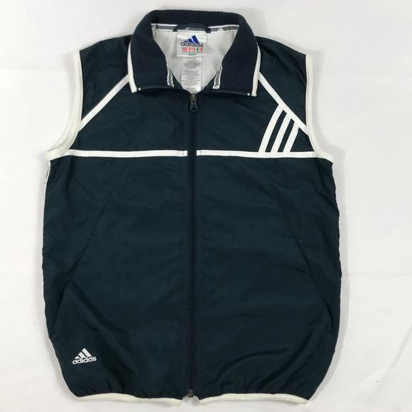 pastel fusión Analista  adidas Jackets & Coats | Adidas Vintage Adidas Windbreaker Vest Size S |  Poshmark